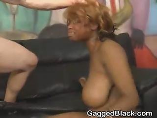 Gagging, Ghetto, Interracial