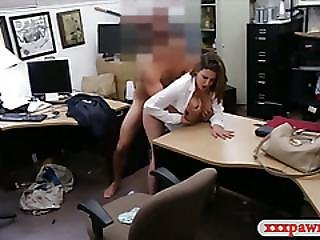 Amateur, Big Tit, Blowjob, Business Woman, Fucking, Pov, Reality