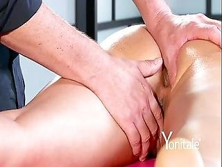 Yonitale Hot Blonde Nikita Y Has Orgasms