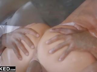 Dupa, Duży Tyłek, Duże Cycki, Murzynka, Blondynka, Obciąganie, Kutas, Międzyrasowy, Masaż, Gwiazda Porno