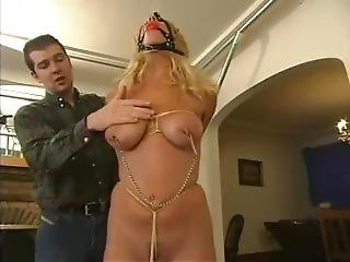 Goldie Bound And Gagged 3