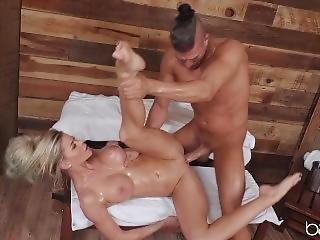 Jessa Rhodes - Sex In The Sauna