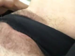 Fingering In My Very Wet Panties!!