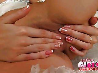 Ravishing Brunette Amateur Girl