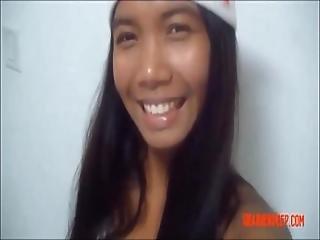 Deepthroat, Adolescente, Thai, Navidad
