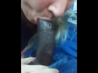 White Cock Sucker