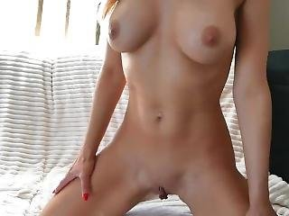 Horny Young Stepsister Ride On Big Cock - Homemade