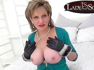 θεία Πεγκ λεσβιακό πορνό