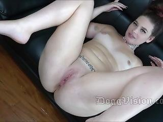 Beautiful Small Tits 18y Bubble Butt With Shaved Pussy