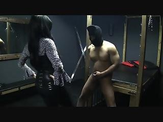 Femdom Action With Naughty Babe
