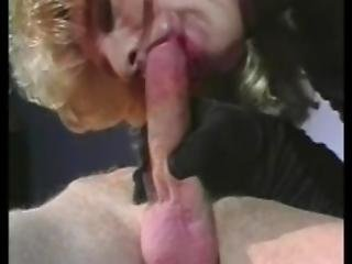 Cumming All Over This Tranny Sin City