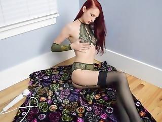 Poison Kitty Non-nude Sample - Halloween2017 - Misskittymoon.manyvids.com