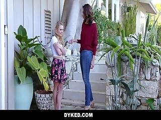 Natalie Knight Thinks She Might Want To Break Up With Her Boyfriend, But She Confides In His Mom, Bella Rolland, Before Doing The Deed She Admits She Thinks She Might Be A Lesbian!
