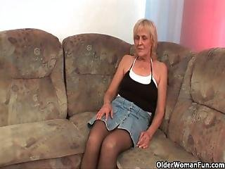 Let Me Fuck You Grandma