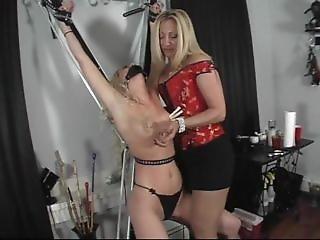 Karyna Bondage Slave