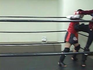 Japanese Cute Girl Kickboxing Sparring (visit My Profile)