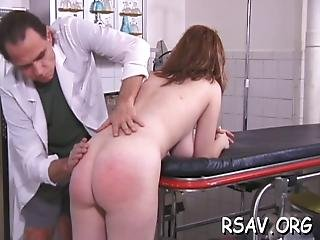 Beauty Likes To Get Tortured