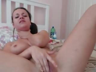 Katy Degrades Herself On Webcam