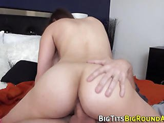Booty Cutie Rides Dong