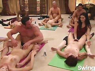 This Young Couple Tries Group Sex With Other Swingers!
