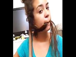 Sexy Mariah Shows All