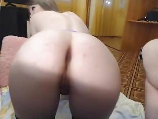 Bar Slut Sucks And Rides My Cock