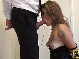 Spanked Milf Submissive