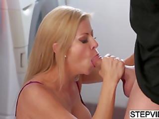 Stepmom Alexis Fawx Gets Fucked Doggystyle