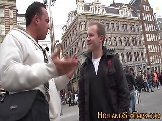 Plump Hooker Rides Cock