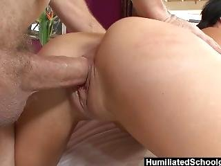 Humiliatedschoolgirls - Bobbi Learns The Delight Of Mutual Sucking