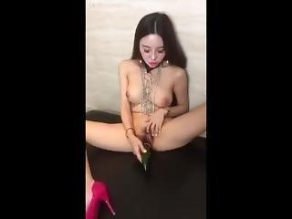 Chinese Model ??? Li Zixi Uncensored Compilation
