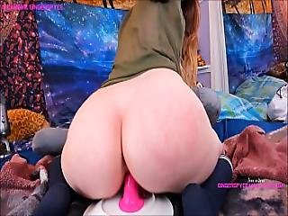 Best White Mega Ass On Xvideos Rides Toy