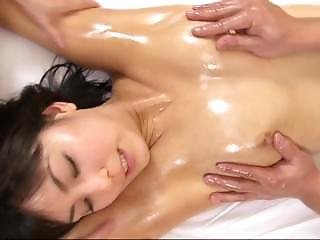Tickling Japanese Girl