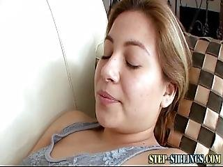 Latina Stepsister Teen