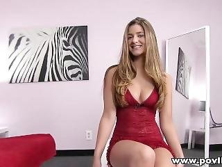 Povlife Pov Fucking A Sexy 18 Year Old Brunette Teen