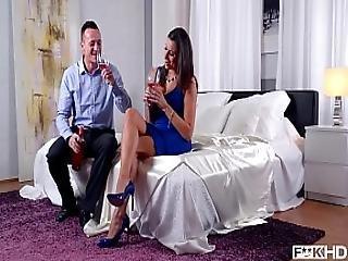 Busty Sex Goddess Sensual Jane Rides A Hard Dick To Orgasm