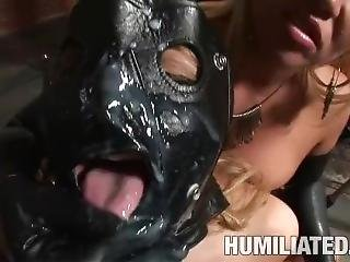 Rr Snw Gets Rough Fucked Filled Up With Lots Of Cum.