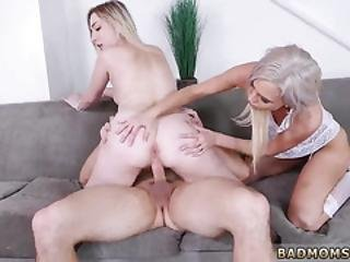 Hd Two Girls Anal Creampie And Real Naked Scene My Stepmom Is A Camgirl