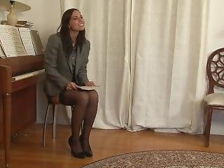 Enf Student Strips For Piano Teacher