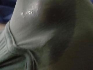 She Jerks Off Daddys Cock In His Underwear Making Him Moan So Loud Fantasy