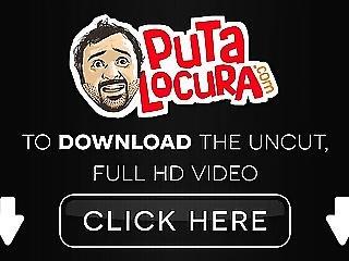 Puta Locura Busty Spanish Amateur Girl Gangbanged Hard