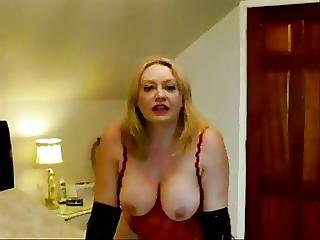 Big Boob, Blonde, Boob, British, Fur, Orgasm, Webcam