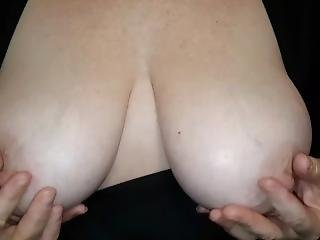Hd Titty Reveal With New Robe, Nipple Tit Drop, And Nip Play On Xmas