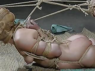 bondage, fétiche, hardcore, petits seins