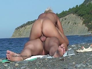 Mix Of Beach Group Sex And Candid Camera Videos