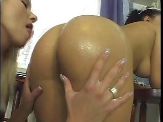 Horny Female Coeds Lick Whip Cream Of Each Other S Tits?s=6