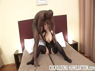 Black, Choking, Femdom, Hugecock, Humiliation, Interracial, Mistress, Old, Pov, Slave, Slut, Wife