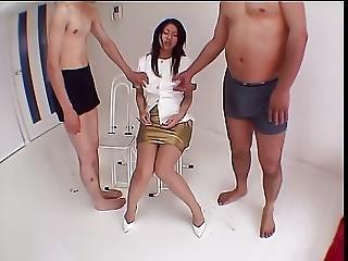 ασιατικό, Cream, Creampie, ομαδικό σεξ, τριχωτή, τεράστια πούτσα, διαφυλετικό, κολαν, μουνί, έφηβη, τριο, σφιχτό, σφιχτό μουνί, πόρνη