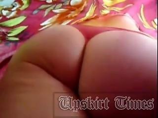 A Girl In A Pink Sarafan Street Upskirt Model - Visit Www.camhotgirls.live