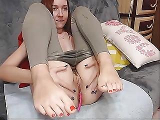 Fresh Teen Can T Stop Squirting When Fingering